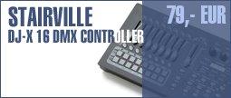 Stairville DJ-X 16 DMX Controller