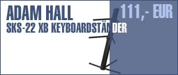 Adam Hall SKS-22 XB