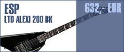 ESP LTD Alexi -200 Black