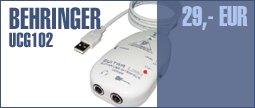 Behringer UCG102