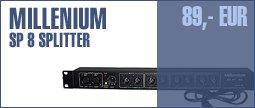 Millenium SP 8 Splitter