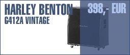 Harley Benton G412A Vintage