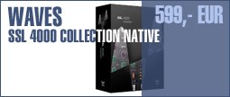 Waves SSL 4000 Collection Native