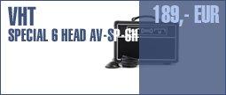 VHT AV-SP-6H Special 6 All-Valve