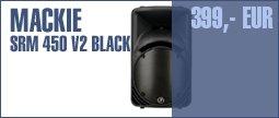 Mackie SRM 450 V2 Black