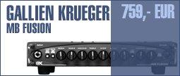 Gallien Krueger MB Fusion 500
