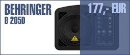 Behringer B205D