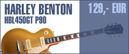Harley Benton L-450 GT P90