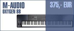 M-Audio Oxygen 88