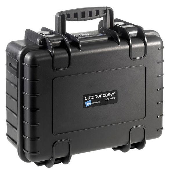 outdoor case 4000 B&W