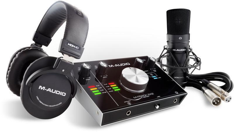 M-Track 2x2 Vocal Studio Pro M-Audio