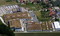Vista aérea virtual de Treppendorf