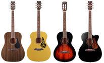 Uudet Framuksen teräskieliset akustiset kitarat