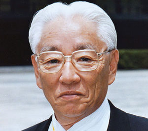 founder Akio Morita, Masaru Ibuka