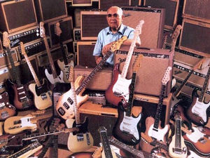 grundare Leo Fender