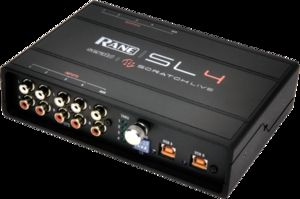 Rane SL 4 Serato for Scratch Live