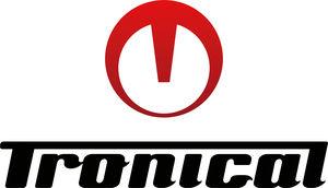 Tronical bedrijfs logo