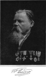 Gründer Vaclav Frantisek Cerveny