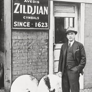 Zildjian Cymbals since 1623