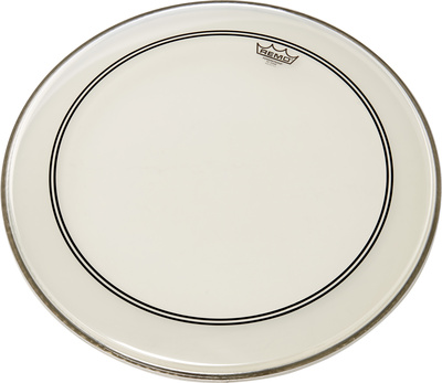 "Remo 22"" Powerstroke 3 Clear Bass"