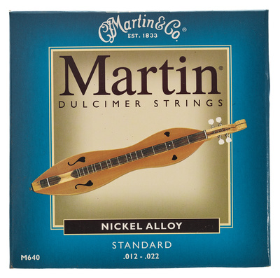 Martin Guitars M640 Dulcimer String Set