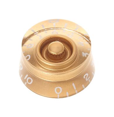 Harley Benton Parts SC-Style Speedknop Gold