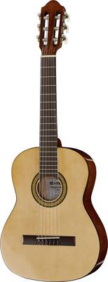 Thomann Konzertgitarre 1/2 natur