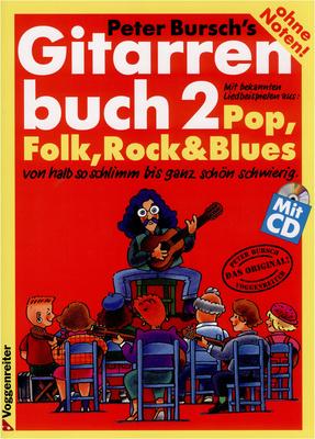 Voggenreiter P. Bursch's Gitarrenbuch 2