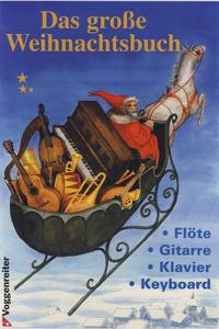 Voggenreiter Das große Weihnachtsbuch Songbook