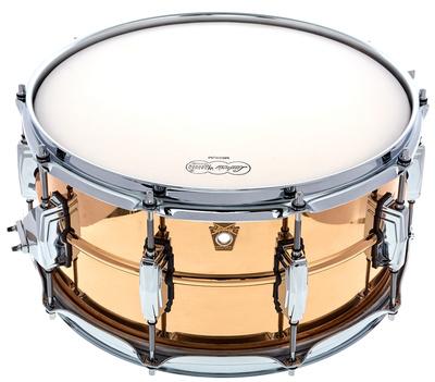 "Ludwig LB552 14""x6,5"" Bronze Snare"