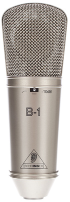 Behringer B1 Großmembran-Studiomikrofon
