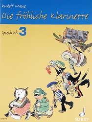 Schott Mauz Fröhliche Spielbuch 3