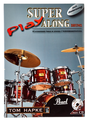 Bosworth T. Hapke Super Playalong Drums