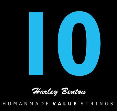 Harley Benton Valuestrings 010 E-Gitarrensaiten