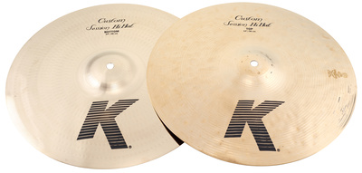 Zildjian 13,7/14 K-Custom Session HiHat-Becken