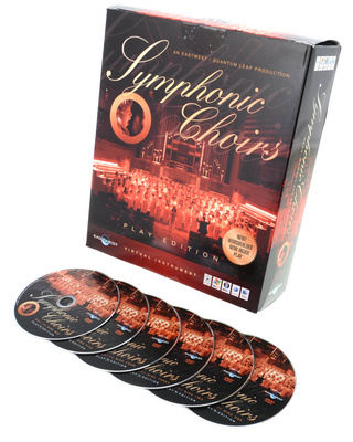 East West Symphonic Choirs Sample Library
