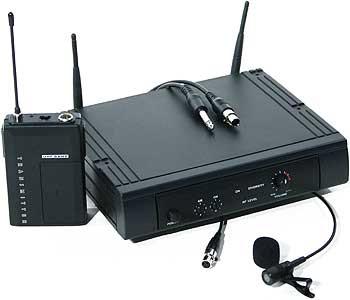 the t.bone TWS Lapel Set 800 MHz