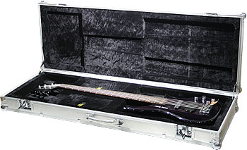 Harley Benton Flight Case Alu Bass
