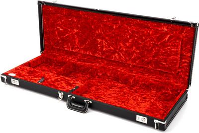 Fender Deluxe Black Jazzmaster Case