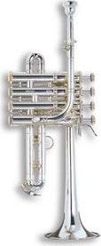 Bach VBS 196 Bb/A Piccolo Trumpet