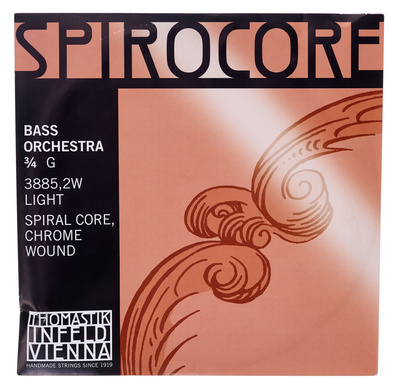 Thomastik Spirocore Double Bass 3/4 med