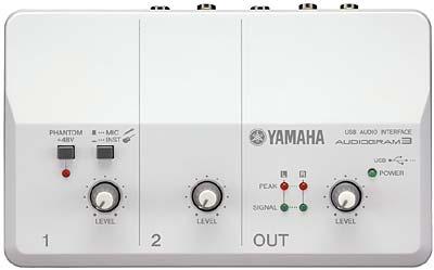 Yamaha Audiogram 3