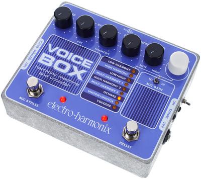 Ehx Voice Box : electro harmonix voice box thomann uk ~ Hamham.info Haus und Dekorationen