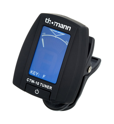 Thomann CTW-10 Clip-on Tuner