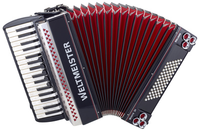 Weltmeister Monte 34 Classic Helicon BK