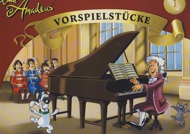 Bosworth Little Amadeus Vorspielstück 1