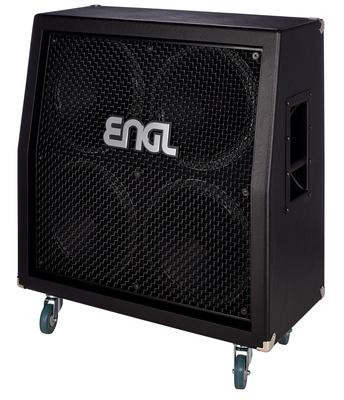 Engl E412VS Pro Gitarrenbox schräg schwarz