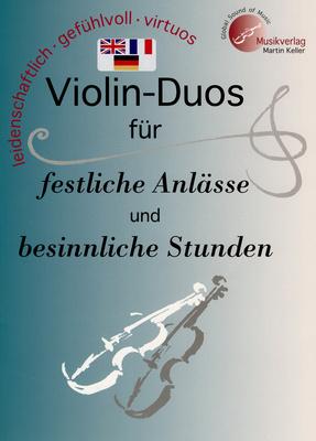 Musikverlag Keller Violin-Duos für festliche Anl.