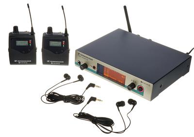 Sennheiser EW 300 IEM G3 Bundle/B-Band