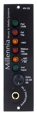 Millennia HV-35